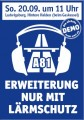 Lärmschutz für die Bürgerinnen und Bürger an der A81