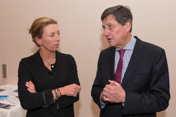Stefanie Knecht im Gespräch mit Prof. Dr. Karl-Heinz Paqué