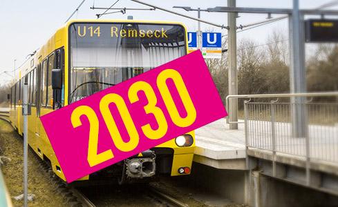 Stadtbahn nicht vor 2030