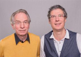 FDP Stadträte Johann Heer (li.) und Jochen Eisele