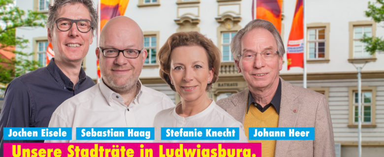FDP-Fraktion im Rat der Stadt Ludwigsburg