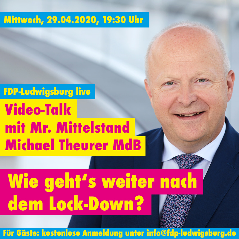 Video-Talk Michael Theurer