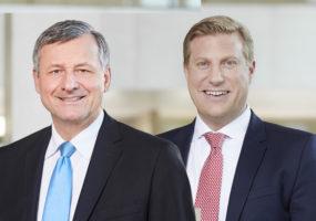 Dr. Hans-Ulrich Rülke und Nico Weinmann