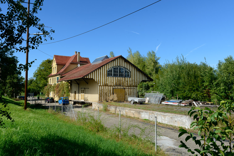 Alter Bahnhof Markgröningen